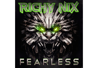 Richy Nix - Fearless [CD]
