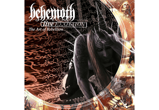 Behemoth - Live Eschaton-The Art Of Rebellion - (CD)