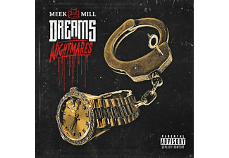 Meek Mill - Dreams And Nightmares - (CD)