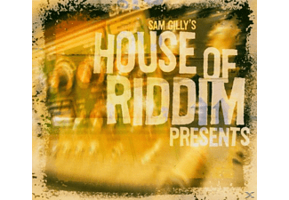 VARIOUS - House Of Riddim Presents - (CD)
