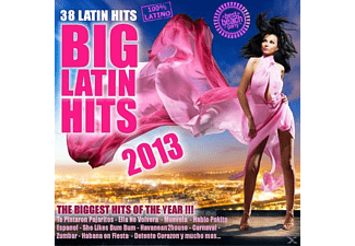 VARIOUS - Big Latin Hits 2013 - (CD)