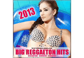 VARIOUS - Big Reggaeton Hits 2013 - (CD)