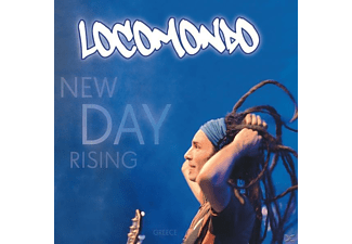 Locomondo - New Day Rising [CD]
