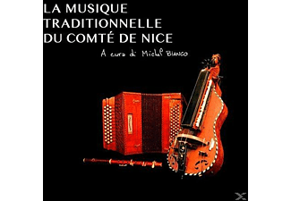 Michel Bianco - La Musique Traditionnelle Cu Comte De Nice - (CD)