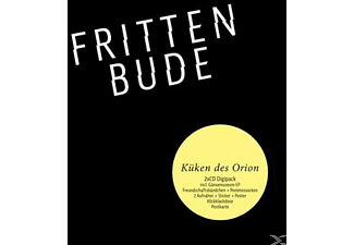 Frittenbude - Küken Des Orion (Lim.Ed.Cd Box+Bonus Ep) [CD + Merchandising]