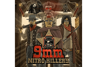 9mm - Nitro Killers - (CD)
