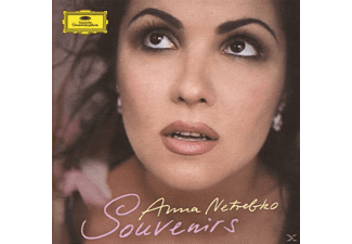 Anna Netrebko - Souvenirs (Ltd.Deluxe Edition Cd+Dvd) - (CD + DVD Video)
