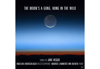 Angelika Kirchschlager, Maurice Lammerts Van Bueren - The Moon.S A Gong, Hung In The Wild - (CD)