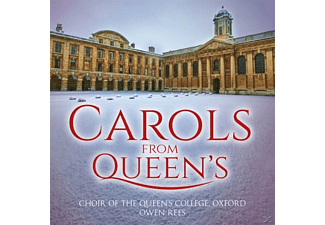 Choir Of Queens College - Carols From Queen's - (CD)