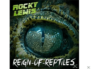 Rocky Lewis - Reign Of Reptiles - (CD)