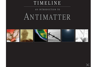 Antimatter - Timeline-An Introduction To Antimatter - (CD)