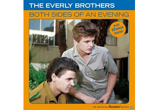The Everly Brothers - Both Side Of An Evening+10 Bonus Tracks - (CD)