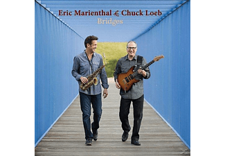 Chuck Loeb, Marienthal Eric - Bridges [CD]