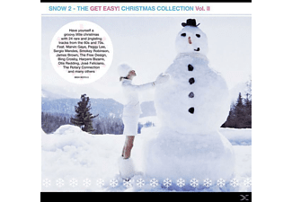 VARIOUS - Snow 2 - The Get Easy Christmas Collection Vol. 2 [CD]