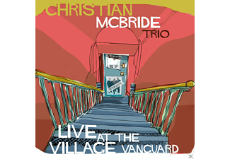 Christian Mcbride Trio - Live At The Village Vanguard - (CD)