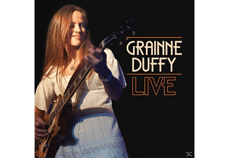 Grainne Duffy - Live - (CD)