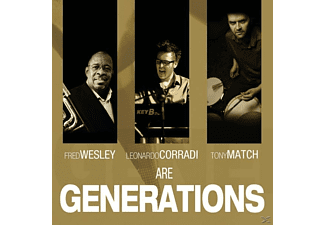 Fred Wesley - Generations - (CD)