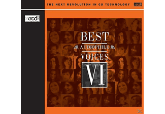 VARIOUS - Best Audiophile Voices 6 [CD]