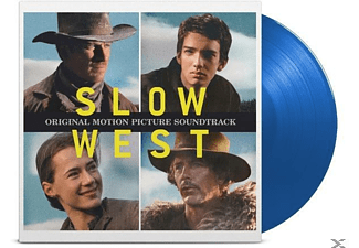 Ost/Various - Slow West (Blue Vinyl) - (Vinyl)