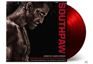 OST/VARIOUS - Southpaw-Red Vinyl [Vinyl]