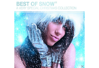 VARIOUS - Best Of Snow-A Very Special Christmas - (CD)