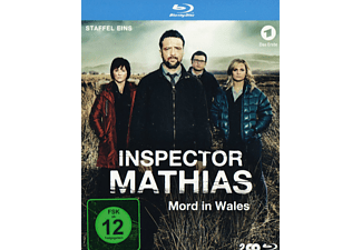 Inspector Mathias-Mord in Wales - Staffel 1 - (Blu-ray)