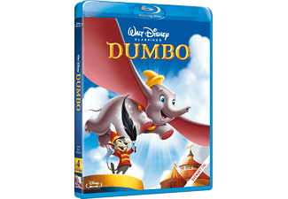 Dumbo Barn Blu-ray