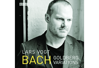 Lars Vogt - GOLDBERG VARIATIONEN BWV 988 - (CD)