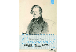 Thomas Hampson - Composers! Robert Schumann - (DVD)