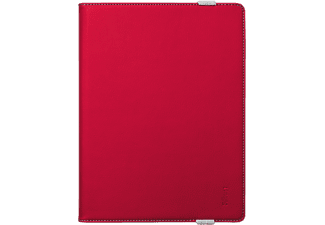 TRUST Verso Universele Folio Stand 10 Inch Rood