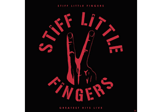 Stiff Little Fingers - Greatest Hits Live [Vinyl]