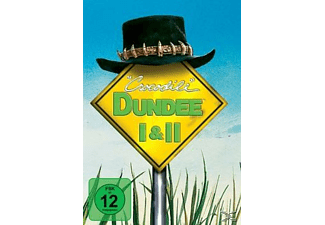 Crocodile Dundee Box Set - (DVD)
