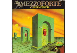 Mezzoforte - Observations [CD]