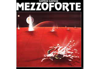 Mezzoforte - Surprise Surprise - (CD)