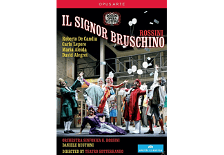 VARIOUS - Il Signor Bruschino - (DVD)