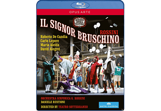 VARIOUS - Il Signor Bruschino [Blu-ray]