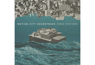 Motion City Soundtrack - Panic Stations [LP + Download]
