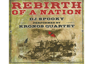 Kronos Quartet, VARIOUS - Rebirth Of A Nation [CD]
