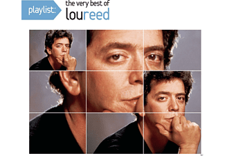 Lou Reed - Playlist - The Very Best Of Lou Reed (CD)