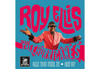 Roy Ellis With Thee Hurricanes - Can You Feel It / Get Up - (Vinyl)