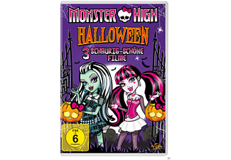 Monster High - Halloween Box [DVD]