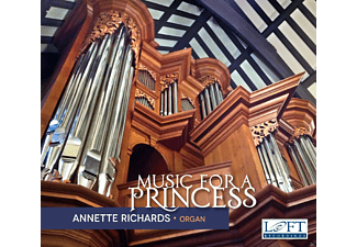 Annette Richards, VARIOUS - Music For A Princess [CD]