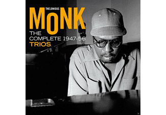 Thelonious Monk - The Complete 1947-56 Trios [CD]
