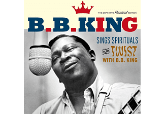 B.B. King - Sings Spirituals+Twist With B.B.King+7 Bonus [CD]