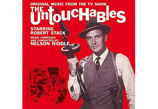 Nelson Riddle - The Untouchables [Vinyl]