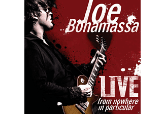 Joe Bonamassa - Live From Nowhere In Particular [Vinyl]
