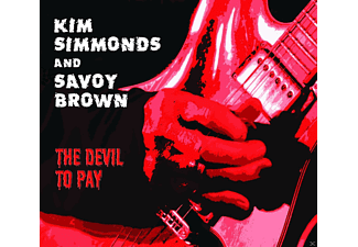 Savoy Brown, Kim Simmonds - The Devil To Pay [CD]