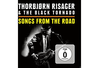 Thorbjörn Risager - Songs From The Road - (CD + DVD Video)