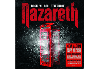 Nazareth - Rock'n Roll Telephone (2LP Im Gatefold) [Vinyl]