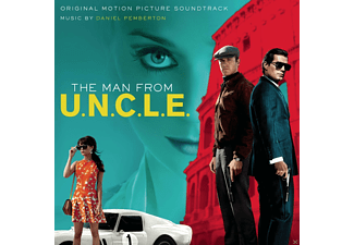 VARIOUS - THE MAN FROM U.N.C.L.E./OST - (CD)